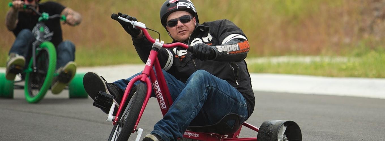 Triad Drift Trike